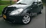 Foto venta Carro usado Renault Sandero Automatico (2012) color Negro Nacarado precio $23.900.000