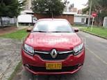 Renault Sandero 1.6L Dynamique usado (2017) color Rojo precio $21.000.000