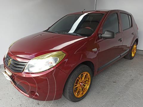 Renault Sandero 1.6L Expression usado (2010) color Rojo precio $21.400.000