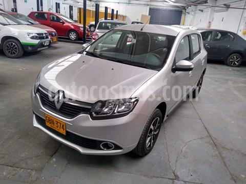 Renault Sandero Intens Aut   usado (2020) color Gris precio $45.000.000