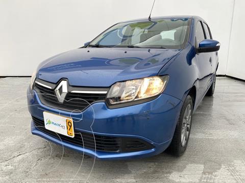 Renault Sandero Expression Plus usado (2019) color Azul precio $38.500.000