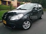 Foto venta Carro Usado Renault Sandero Dynamique Aut (2012) color Negro Nacarado precio $25.500.000