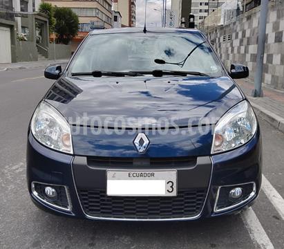 Renault Sandero Dynamique usado (2014) color Azul precio u$s12.500