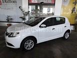 Foto venta Auto usado Renault Sandero Expression Aut color Blanco precio $159,000