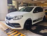 Foto venta Auto usado Renault Sandero Expression Aut (2017) color Blanco precio $220,000