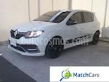 Foto venta Carro usado Renault Sandero Expression (2017) color Blanco precio $37.990.000