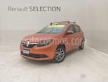 Foto venta Auto usado Renault Sandero Expression (2017) color Naranja precio $167,200