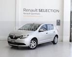 Foto venta Auto usado Renault Sandero Expression (2017) color Plata precio $145,000