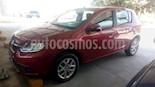 Foto venta Auto usado Renault Sandero Expression (2017) color Rojo precio $140,000