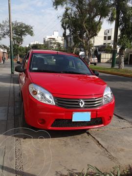 Renault Sandero 1.6L Dynamique usado (2012) color Rojo precio u$s6,000