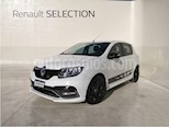 Foto venta Auto usado Renault Sandero R.S. 2.0L (2017) color Blanco precio $205,000