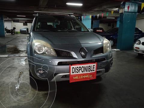 Renault Sandero 1.6L Dynamique Aut usado (2009) color Azul Gris precio u$s5.700