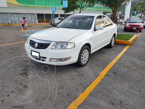 Renault Scala Dynamique Aut usado (2013) color Blanco precio $89,000