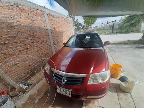 foto Renault Scala Dynamique usado (2011) color Rojo precio $72,000