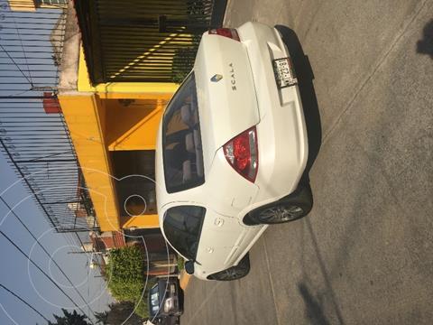 Renault Scala Dynamique usado (2013) color Blanco precio $79,000