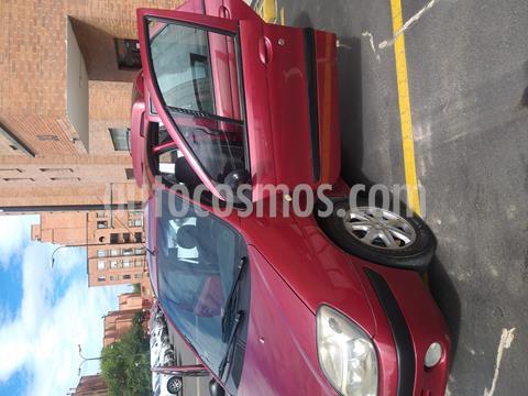Renault Scenic Sportway  Sportway 1.6 Mec 5P usado (2004) color Rojo precio $14.800.000