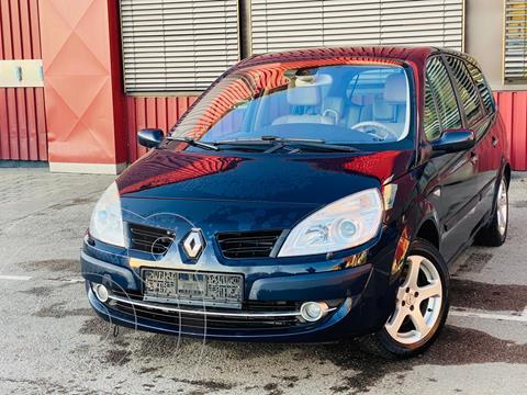Renault Scenic Version Sin Siglas L4,1.6i,16v S 2 1 usado (2008) color Negro precio u$s4.500