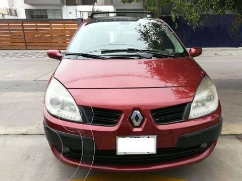 Renault Scenic Version Sin Siglas L4,2.0i,16v A 2 1 usado (2008) color Rojo precio $7,500