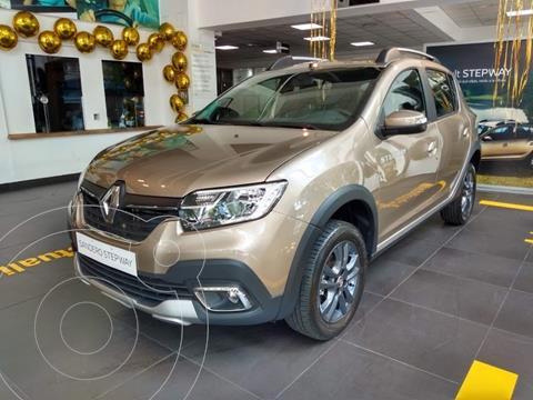 Renault Stepway 1.6 Zen nuevo color Bronce financiado en cuotas(anticipo $410.000 cuotas desde $29.234)
