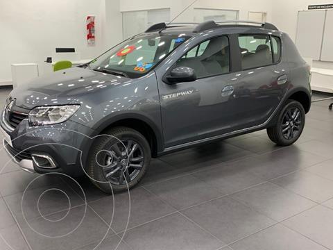 Renault Stepway 1.6 Zen nuevo color Gris financiado en cuotas(anticipo $380.000 cuotas desde $29.234)
