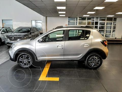 Renault Stepway 1.6 Zen nuevo color Gris financiado en cuotas(anticipo $410.000 cuotas desde $29.234)