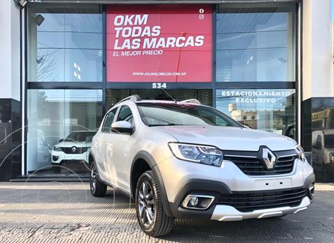 Renault Stepway 1.6 Zen nuevo color Gris financiado en cuotas(anticipo $800.000)