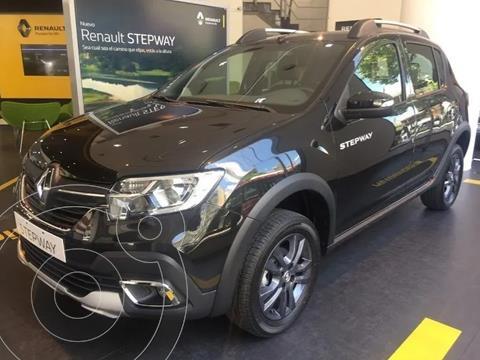 Renault Stepway 1.6 Intens CVT nuevo color Negro financiado en cuotas(anticipo $450.000 cuotas desde $15.500)