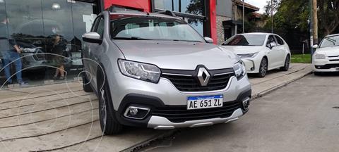 Renault Stepway 1.6 Intens usado (2021) color Gris precio $1.980.000