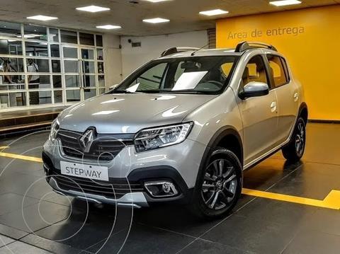 Renault Stepway 1.6 Zen nuevo color Gris financiado en cuotas(anticipo $350.000 cuotas desde $15.500)