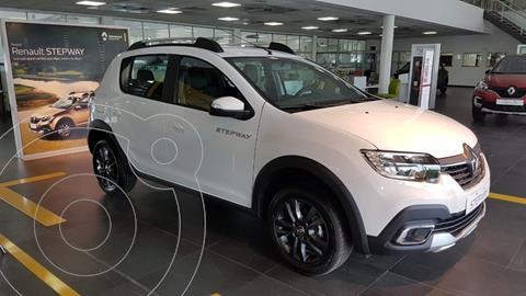 Renault Stepway 1.6 Intens CVT nuevo color Blanco financiado en cuotas(anticipo $450.000 cuotas desde $15.500)