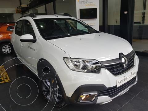 Renault Stepway 1.6 Zen nuevo color Blanco financiado en cuotas(anticipo $350.000 cuotas desde $15.500)