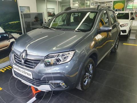 Renault Stepway 1.6 Intens nuevo color Gris financiado en cuotas(anticipo $400.000 cuotas desde $15.500)