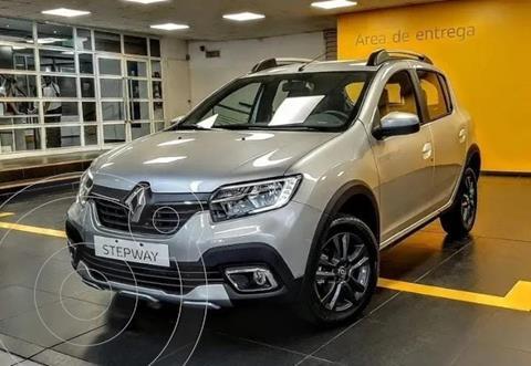 Renault Stepway 1.6 Zen nuevo color Gris financiado en cuotas(anticipo $245.000 cuotas desde $19.000)