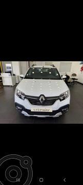 Renault Stepway 1.6 Zen nuevo color Blanco financiado en cuotas(anticipo $240.000 cuotas desde $27.900)