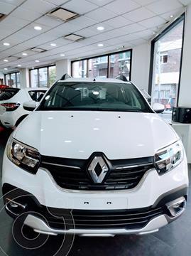 Renault Stepway 1.6 Zen nuevo color Blanco financiado en cuotas(anticipo $378.000 cuotas desde $23.600)