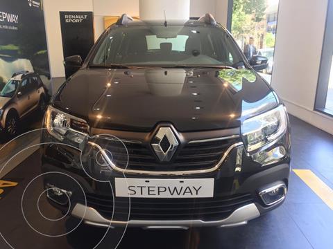 Renault Stepway 1.6 Intens CVT nuevo color Negro Nacre precio $2.690.000