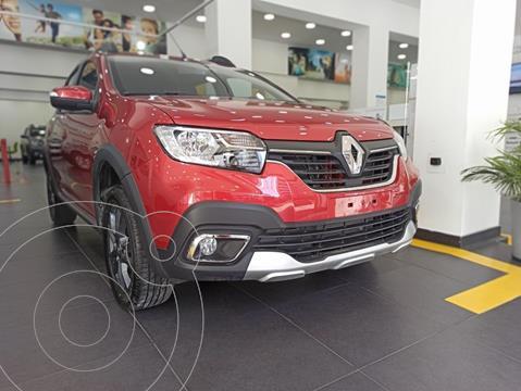 Renault Stepway 1.6 Intens CVT nuevo color Rojo financiado en cuotas(anticipo $450.000 cuotas desde $15.500)