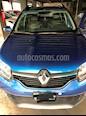 Foto venta Auto usado Renault Stepway Dynamique (2017) color Azul precio $190,000