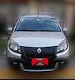 Foto venta Auto usado Renault Stepway Dynamique (2014) color Gris Estrella precio $113,000