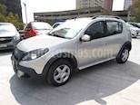 Foto venta Auto usado Renault Stepway Dynamique (2014) color Plata precio $119,000