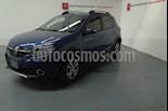 Foto venta Auto usado Renault Stepway Intens color Azul precio $219,900