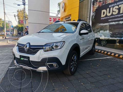 Renault Stepway Intens usado (2020) color Blanco precio $259,000
