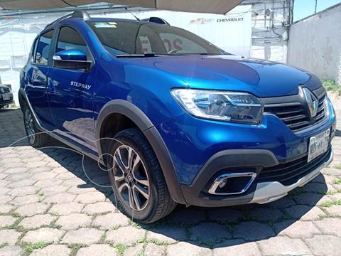 Renault Stepway Zen usado (2020) color Azul precio $260,000
