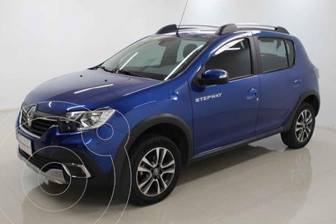 Renault Stepway Intens usado (2020) color Azul precio $299,000