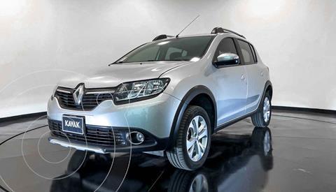 Renault Stepway Intens usado (2018) color Plata precio $194,999