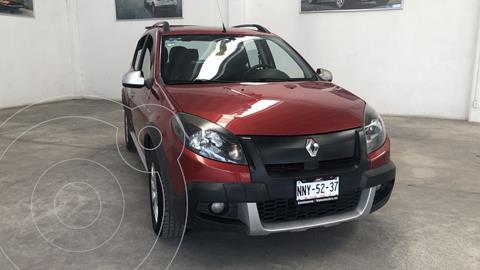 Renault Stepway DYNMIQUE usado (2012) color Rojo precio $110,000