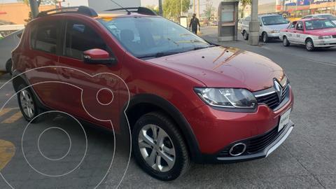 Renault Stepway Dynamique usado (2017) color Rojo Fuego precio $162,000