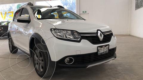 Renault Stepway Intens usado (2018) color Blanco Alaska precio $186,000