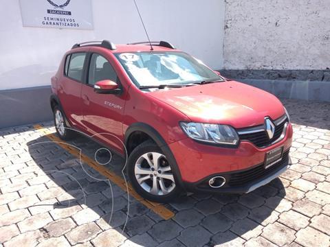 Renault Stepway Intens usado (2017) color Rojo precio $164,900