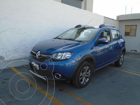 Renault Stepway Intens usado (2019) color Azul precio $199,000